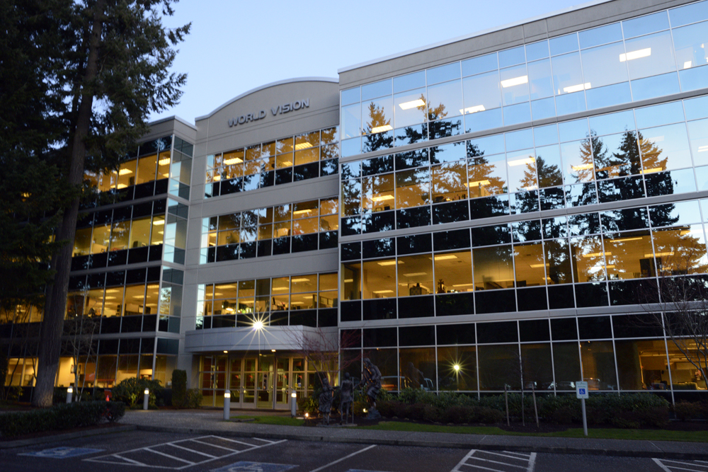 World Vision offices